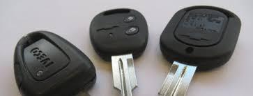 Bilnøgler med fjernbetjening